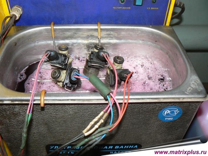 Производим различные излучатели для ультразвуковых ванн, вещества для промывки, концентрат для УЗ очистки форсунок, разнообразых сложных запчастей, топливных систем, доставим в любой регион